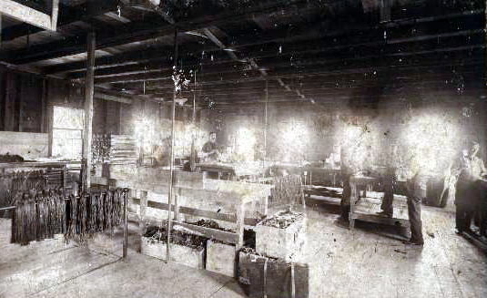 Inside 1897 Shoe Factory #2 (thank you Martyn Young)