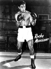 Posed Rocky