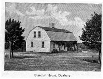 Standish House,Duxbury